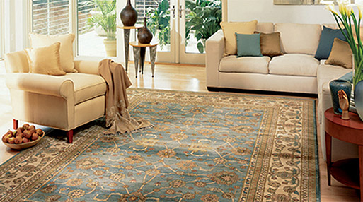 Country Carpet & Flooring is the area's exclusive Karastan area rug dealer!