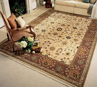 Stop by Country Carpet & Flooring in Pierre today to see our selection of elegant Karastan area rugs!